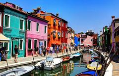 VENEZIA. BURANO. (FRANCO600D) Tags: venice italy canon eos italia sigma laguna venezia burano canale isola dogi veneto fondamenta eos600d franco600d