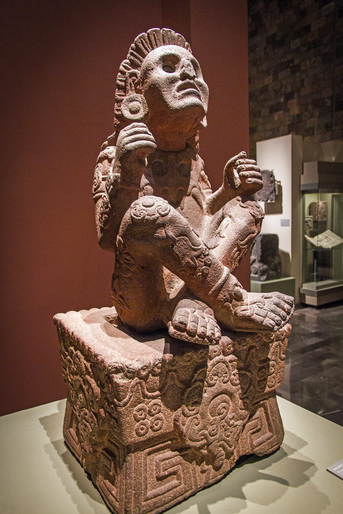 culture and mythology/ The Aztecs: A Case Study term paper 18694