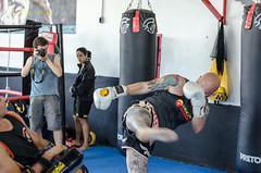 Camp Fenix - Muay thai (Jeison Morais) Tags: camp brazil brasil fight thai fenix workout kamikaze muay karina fabiano jeison mello luta treino jeisonmorais