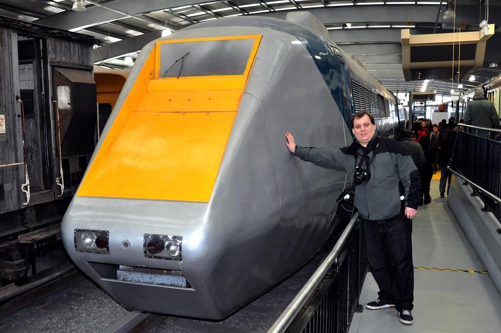 British Rail APT-E - Wikipedia