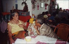 Con Kiko Paté en una sesíón de trabajo en su casa.