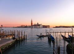 San Giorgio - sunset I (Lanfranch) Tags: venice europa italia laguna venezia sanctus adriatico repubblicaitaliana christianism veneta georgius mediterraneus