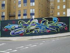 TWOMEST (Brighton Rocks) Tags: new england graffiti brighton quarter twomest 2mest