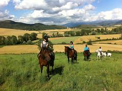 Colònies Estiu Pyrene_Camp Equitació (Club Pyrene) Tags: summercamp aventura lacerdanya equitació pirineu pyrene campamentos sostenible coloniesestiu