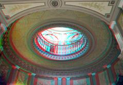 Koepel Teylersmuseum 3D