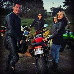 Motorcycle riders in San Francisco. (SF Moto) Tags: sanfrancisco california motorcycles moto motorcycle bikers motorcyclegear bikergirls bikerlove motorcyclelove motorcycleshopinsanfrancisco sfmotosanfrancisco motorcyclegearinsanfrancisco motorcyclestoreinsanfrancisco helmetstoreinsanfrancisco