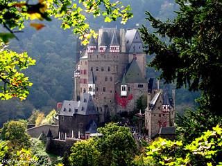 Burg Eltz, Mosel, Germany