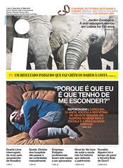 27 de Maio de 2014 (i no flickr) Tags: capa jornal ioline