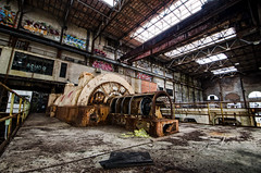 Turbulence (b.michael85) Tags: abandoned graffiti nikon rust decay neworleans wideangle urbanexploration grime derelict urbanexploring urbex d7000