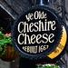 Ye Olde Cheshire Cheese / rebuilt 1667