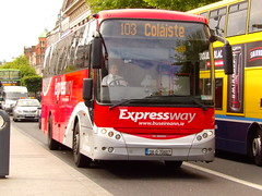 bus eireann  lc 5 (dublintruckandbusphotos) Tags: 46t