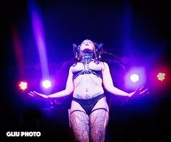 Sin Fisted at Sultry Sweet Burlesque & Variety Shows Cosplay & Corsets in Los Angeles (GINGER LIU PHOTOGRAPHY) Tags: red ballet 3 bar portraits naked nude mexico drag photography japanese hawaii ginger bill liu dance los slam women comedy kill dancers dancing blind angeles cosplay coconut body circus stage clown magic hula curtain balloon dive feathers dancer tribal queen mc striptease event spanish puppets doctor hollywood acting poet sword movies clubs acrobat neo lime contortionist cabaret middle nudity mexicans performers eastern burlesque doo aloha magician spear voo mutilation tikki hispanics