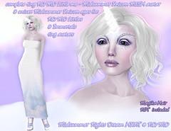 ND/MD - Midsummer Night hunt items (Alea Lamont) Tags: me hair midsummer mesh skin little body avatar dream avatars fantasy tiny nights unicorn hunt magika ndmd