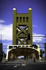 Tower bridge Sacramento (psbell2) Tags: california sacramento oldsacramento zeiss2470mmf28