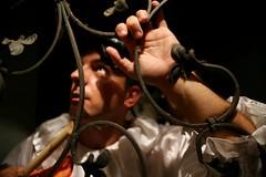Eduardo Ricciardelli - foto di Alessio Pagliaro -Lunarte