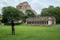 Ruines d'Uxmal (@hugo_dp) Tags: city travel sea portrait sun church christ pierre merida poisson mayas uxmal manifestation progresso iguane ruines friture traveladdict marquesita visitmerida visituxmal