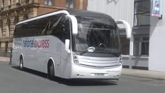 National Express, Caetano Levante,  FJ61 EWB (NorthernEnglandPublicTransportHub) Tags: