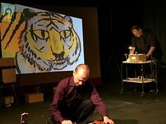 Dschungelbuch, Kindertheater in der Kretzhalle, 05/03/2017