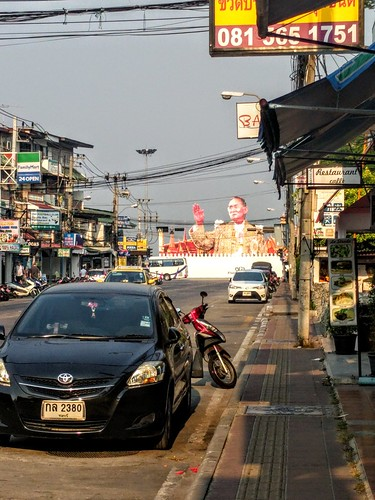 Morning in Pattaya