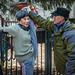 2016 - China - Beijing - Senior Exercise Stretch