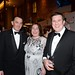Michael Vaughan, Vaughan Lodge, Siobhan McManamy, Tourism Ireland and Adrian Cummins, RAI CEO