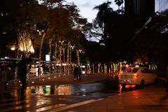 SHOPPING CIDADE DE SÃO PAULO (RRROSE .) Tags: city sao paulo brazil sky aerials lights night clouds concrete rain