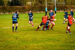 Witney 3's vs Swindon College-1150
