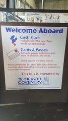 3053 cab door Welcome Aboard... (WMT6832TWM3053) Tags: westmidlandstravel travelcoventry birmingham wmt wmpte 3053 mcw metrobus mk2a f53xof