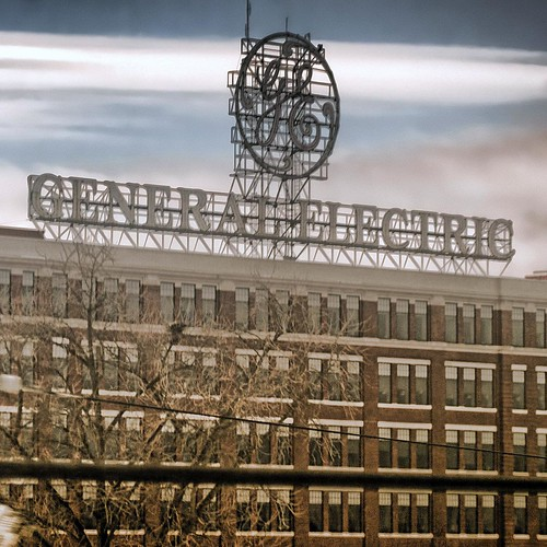 Old GE Headquarters