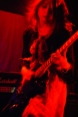 101A / vo,guitar: noah (eiku suyama) Tags: noah uk blue england rock bristol drums japanese tokyo post bass guitar britain live shibuya ephemera sally british  akihabara syrup kubo  noise alternative schecter shoegaze   lethe 101a suyama   eiku        tokyoshoegazer