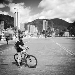 Bogotá en bicicleta (noelboss) Tags: