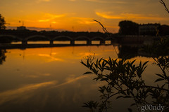 IMG_1482.jpg (g00ndy) Tags: sunset warm toulouse blured coucherdesoleil tounis