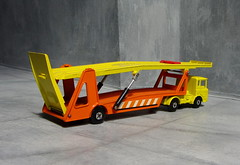 Matchbox Toys Super Kings DAF Car Transporter No. K11 1971 - 10 Of 10 (Kelvin64) Tags: car toys 1971 no super kings matchbox transporter daf k11
