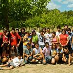 Campaments Can Aubareda 2011