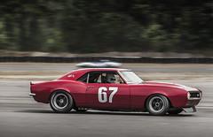 '67 Camaro (scott0284) Tags: chevrolet vintage nikon pacific northwest racing camaro 1967 society 18200 z28 historics d300 enthusiasts sovren raceways vrii
