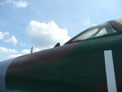 """MiG-23MLD (43) • <a style=""""font-size:0.8em;"""" href=""""http://www.flickr.com/photos/81723459@N04/9296475135/"""" target=""""_blank"""">View on Flickr</a>"""