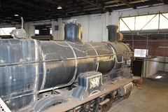 3203 (LC1073) Tags: roundhouse c32 steamlocomotive steamloco broadmeadow 3203 pclass nswgr 32class broadmeadowloco broadmeadowlocodepot broadmeadowroundhouse transportheritagensw thnsw transportheritagenewsouthwales