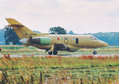 JASDF Hawker 800 (Steve Matterface) Tags: bae bae125 egcd hs125 hawker800 jasdf japan raytheon sar woodford britishaerospace