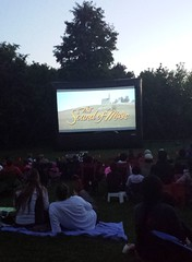 Movies on Main: Sound of Music (Unionville BIA) Tags: street music ontario andrews julie outdoor main millennium sound movies bandstand markham unionville