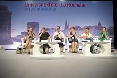 Colombe Brossel, Vincent Peillon, Eduardo Rihan Cypel, Sylvain Fromentelle, Emmanuel Zemmour et Charlotte Brun