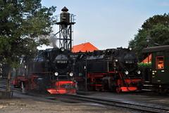 Wernigerode (einfred2011) Tags: railroad germany deutschland eisenbahn railway bahn harz dampflok wernigerode hsb schmalspurbahn