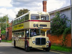 Bridgemaster beauty. (Renown) Tags: bus heritage buses leicester rally transport corporation restored preserved doubledecker preservation parkroyal 217 aec abbeypark 590 bridgemaster 217ajf
