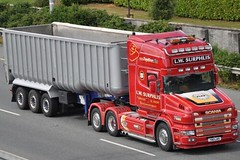 LW Surphlis Scania T164L T 80 LWS (truck_photos) Tags: