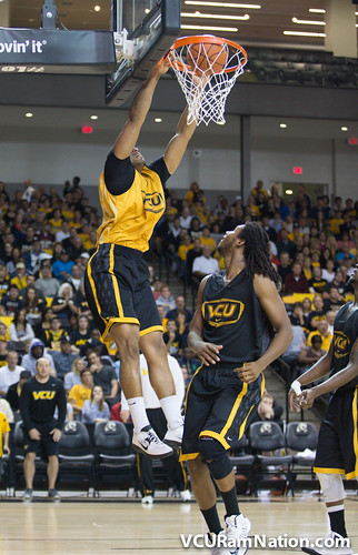 VCU Black and Gold Game (Scrimmage)