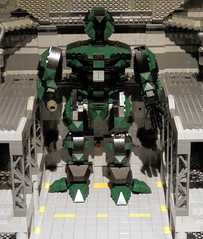 Culverin (Canis Arms Corporation) Tags: lego mecha mech battletech moc bricktech