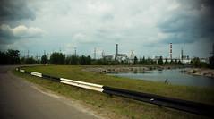 Reactors 1 - 4 - Chernobyl (Alan1086) Tags: travel urban nikon europe decay ukraine reactor sovietunion chernobyl nuclearpowerplant  abandonedcity pripyat exclusionzone  26april1986 d7100   chernobyldisaster kyivoblast