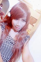 Ms. Len (David & Anne's) Tags: cute girl fashion asian filipina