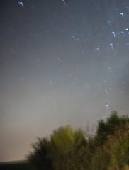 ... E quindi uscimmo a riveder le stelle ... (UBU ♛) Tags: blu blues bleu notte 30sec blunotte blureale blupolvere ©ubu blutristezza unamusicaintesta blusolitudine landscapeinblues bluubu luciombreepiccolicristalli