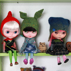 Two Dollily dollies...