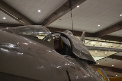 FJ-4_Canopy_ThreeQuarters1 (AJ's Airplanes) Tags: canopy fury nationalnavalaviationmuseum fj4